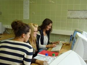 Zur Abi-Vorbereitung gehören auch die Planungen für Abizeitung und Abifeier.