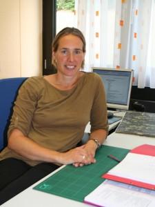 Unterstufen-Leiterin Tina Laux.