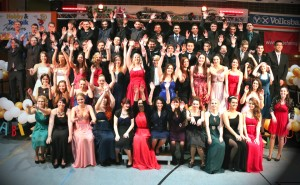 67 Schüler haben in diesem Jahr erfolgreich am FSG die Abitur-Prüfung bestanden.