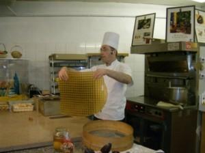 Ein (Ein-)Blick in die französische Küche.