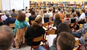 Lehrer aus ganz Deutschland trafen sich am FSG zu einem Fachtag zum Thema Kunst.