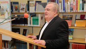 Schulleiter Kajo Hammann.