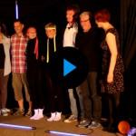 Eindrücke vom Kleinkunstabend gibt's im Video links.