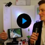 """Tim Scholtes (links) und Lorenz Pak vom FSG zählen zu den diesjährigen Preisträgern bei """"Jugend forscht""""."""