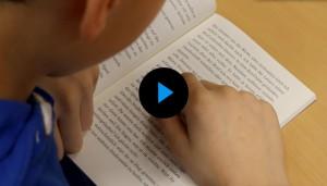 Leseförderung spielt am FSG eine wichtige Rolle.