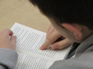 Leseförderung wird am FSG groß geschrieben.