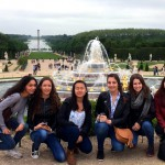Der Französisch-LK reiste für drei Tage nach Paris.