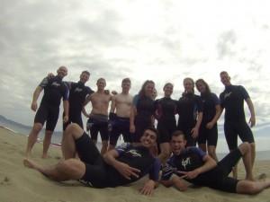 Surf-Kurs.