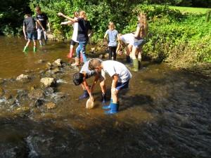 Die Schüler der Klassen 6 hatten spannende Tage in Nettersheim.