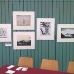 Ausstellung von Schülerarbeiten des FSG.