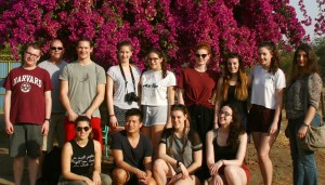 Ein unvergessliches Erlebnis, kurz bevor sie die Schule verlassen: Elf Zwölftklässler unternahmen zusammen mit Herrn Stehmann und Frau Wagner eine Exkursion nach Äthiopien.