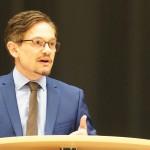Seit einem Jahr ist Andreas Gehendges Schulleiter am FSG - zunächst kommissarisch, jetzt auch offiziell.