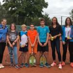Zu Beginn dieses Schuljahres wurde am FSG die Tennis-AG gegründet.