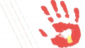 Das FSG nahm auch 2021 an Red-Hand-Day teil.